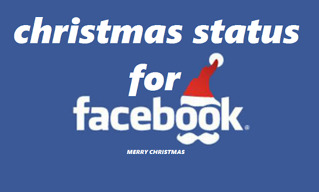 Christmas Status for Facebook