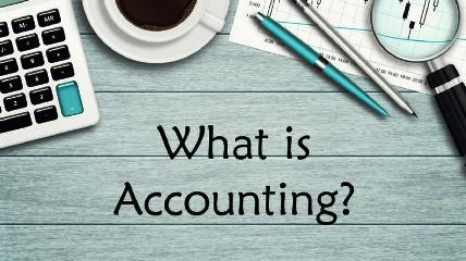 What Is Accounting Anyway?