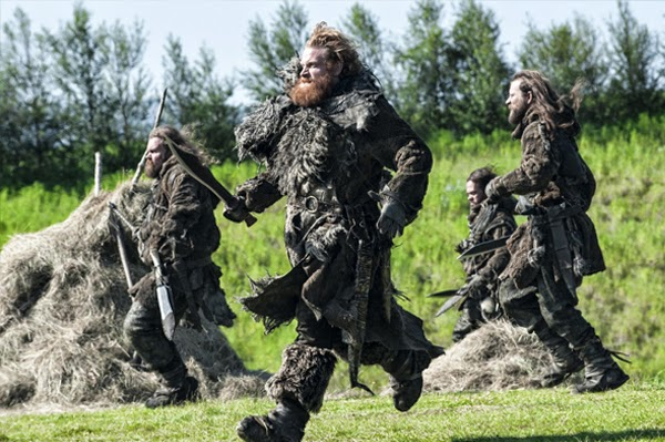 "Tormund Matagigantesen ""Game of Thrones 4x03 - Breaker of Chains"""