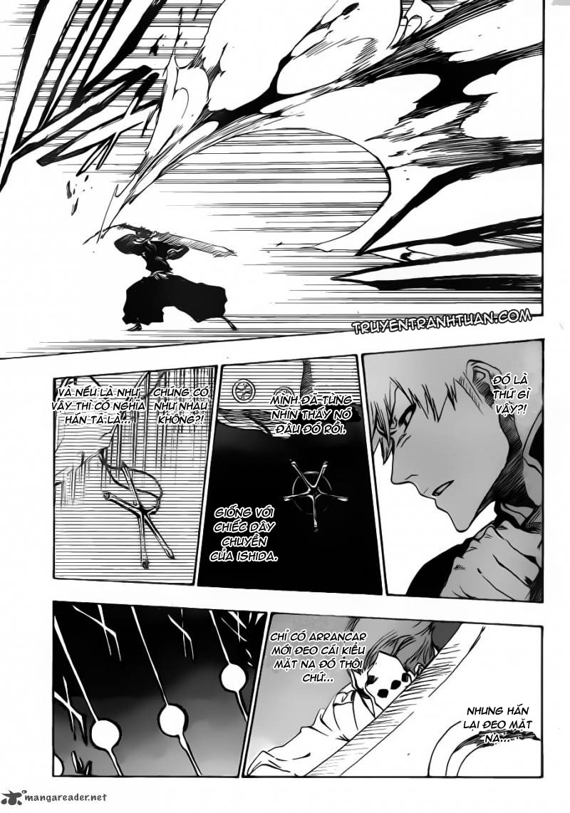 Bleach chapter 483 trang 6