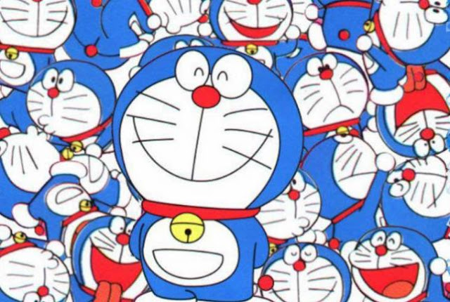 Doraemon - Anime Time Travel Terbaik (Melakukan Perjalanan Waktu)