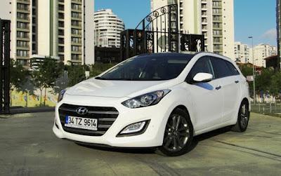 Hyundai i30 CW 1.6 CRDi Yorumları