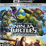 Teenage Mutant Ninja Turtles: Out of the Shadows 4K Ultra HD Blu-ray Review