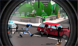 Game Stickman Sniper Squad 2017 Apk