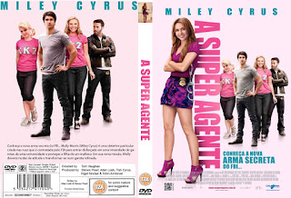 Filme A Super Agente (So Undercover) DVD Capa