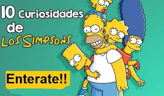 Simpson, curiosidades