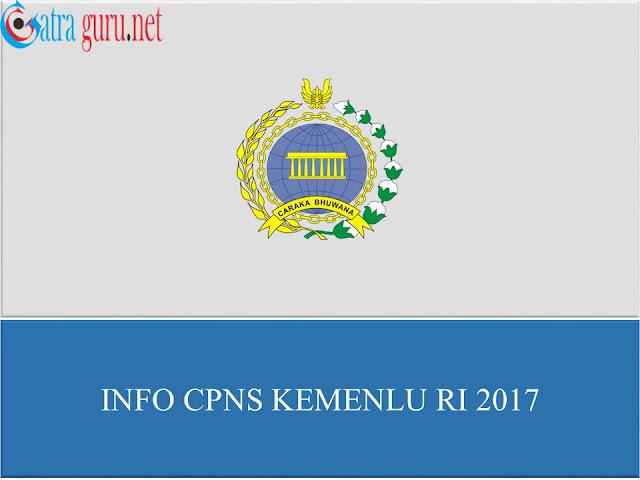 Info CPNS Kementerian Luar Negeri RI 2017