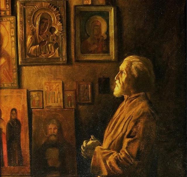 Αποτέλεσμα εικόνας για Προσευχόταν μετέωρη