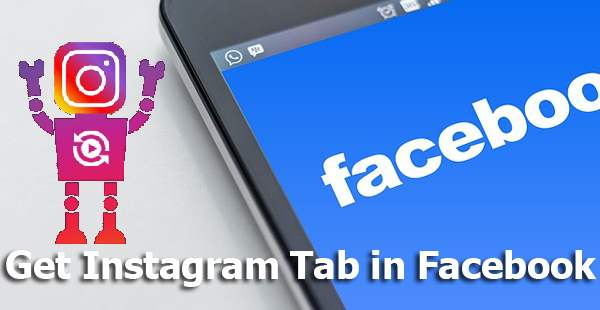 how to add instagram tab on facebook fan pages