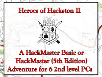 Frugal GM Adventure: Heroes of Hackston II