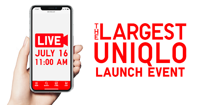 UNIQLO Online Store now open in the Philippines | Benteuno.com