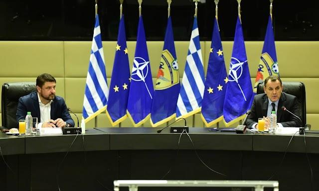 Χαρδαλιάς: Ο στρατός αναλαμβάνει τους ελέγχους για κορονοϊό στα νησιά
