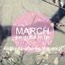 Mês | Março