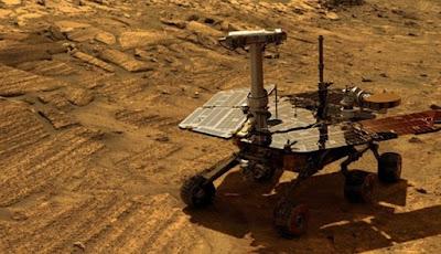 Misi Opportunity Rover Menjadi 5.000 Hari Menjelajahi Mars