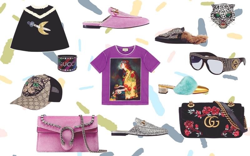 Gucci'den Hediye Kampanyası