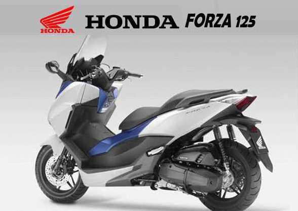 Honda Forza 125 akan Dihadirkan, Siap Tantang Yamaha NMAX