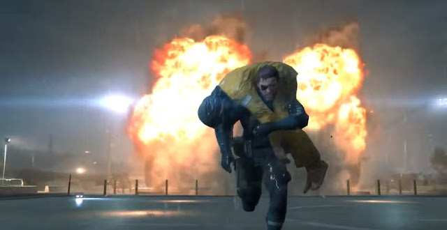 Metal Gear Solid V Ground Zeroes PC Game Download