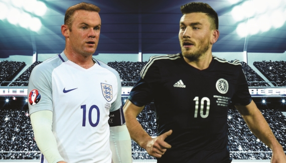 England will look to keep their unbeaten run intact when they host Scotland at Wembley on Friday.