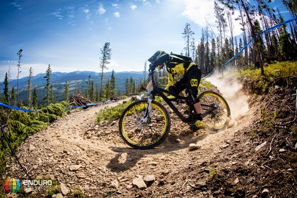 2014 Enduro World Series: Colorado, USA - Day 3 Highlights