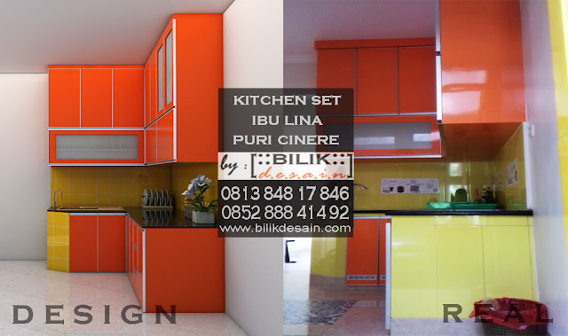 kitchen set puri cinere, kitchen set cinere, kitchen set depok, kitchen set jakarta, kitchen set murah