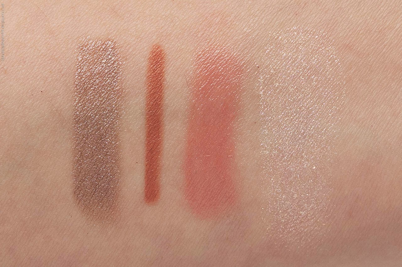 No7 swatches