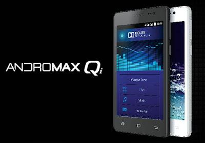 Ingin Smartphone Murah ? Andromax Qi Aja