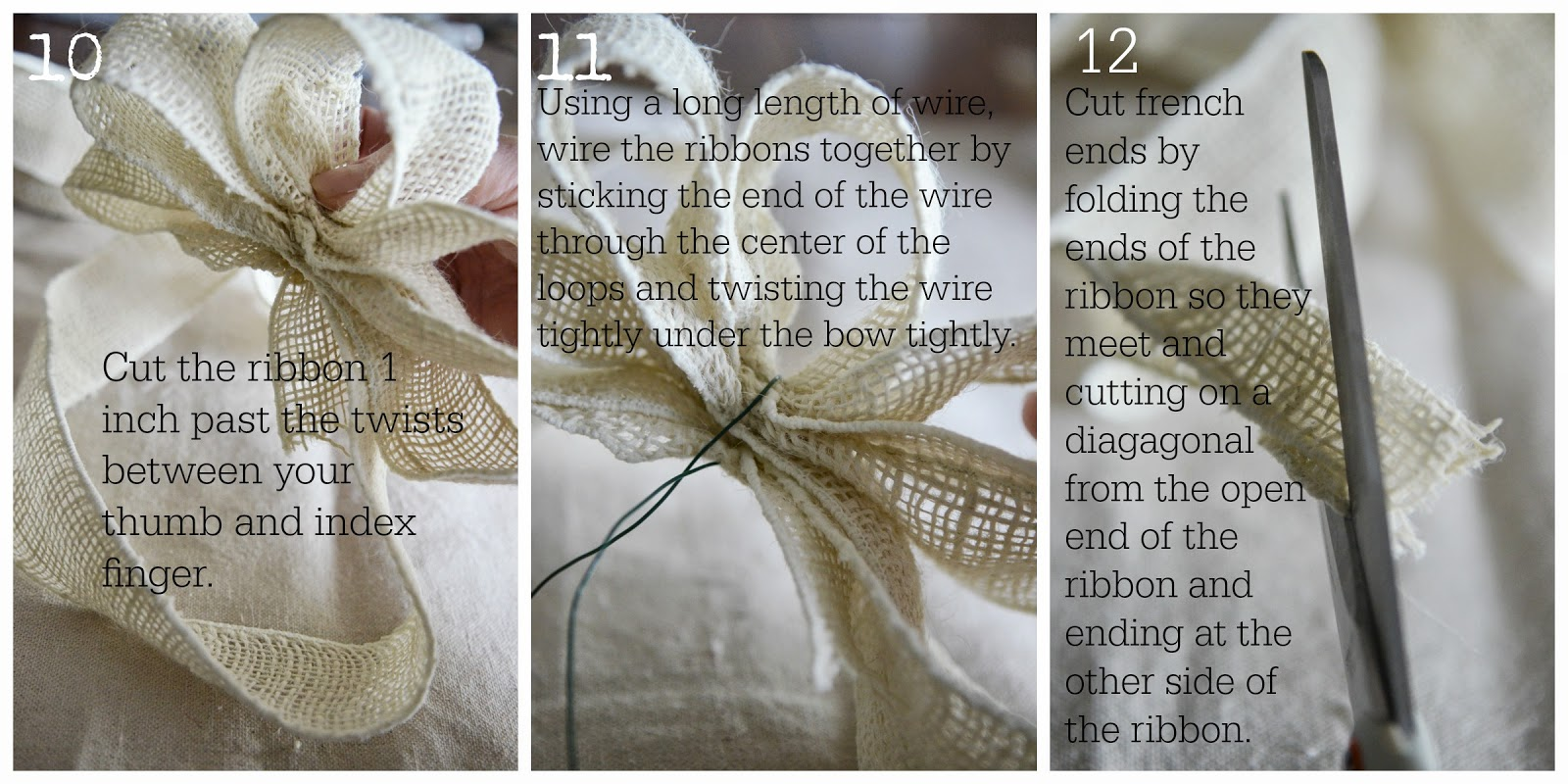 HOW TO MAKE THE PERFECT AND MOST EASY PEASY BOW - StoneGable