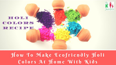 naturally eco friendly holi colors at home