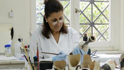 Το Εθνικό Αρχαιολογικό Μουσείο γιορτάζει την Ευρωπαϊκή Ημέρα Συντήρησης