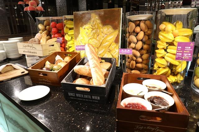 【南京三民站】御蓮齋素食餐廳~手工麵包