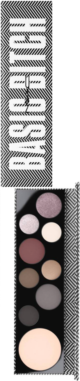 M·A·C Girls Personality Palette Basic Bitch