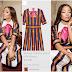 Toke Makinwa rocks N970k silk dress in New York (Photos)