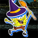 Spongebob in Halloween Adventure juego