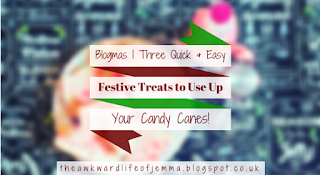 Title Image of 3 Quick and Easy Festive Treats