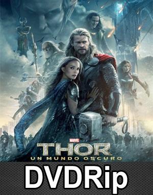 Thor: Un Mundo Oscuro (2013) DVDRip Latino