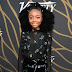 Skai Jackson posa para fotos no Variety's Power of Young Hollywood event na TAO Hollywood em Los Angeles, na California – 08/08/2017