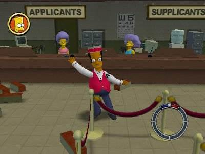 the simpsons game pc download full version