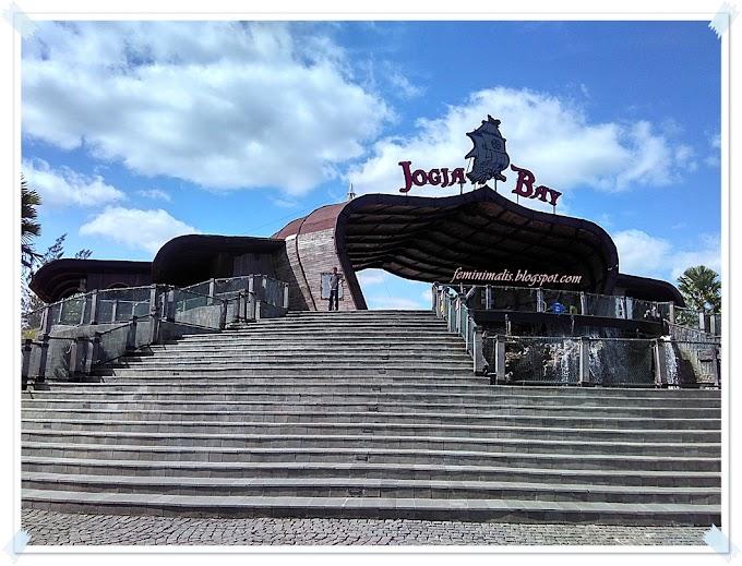 Jogja Bay Prates Themed Waterpark dengan Wahana Super Seru Dekat Bandara Adisutjipto. Ahoy!!