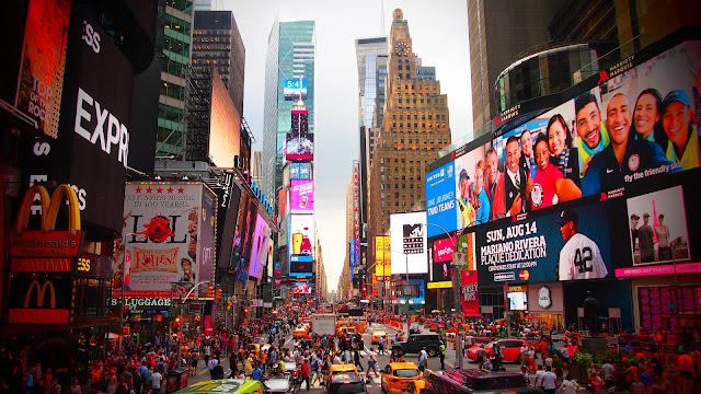 כיכר טיימס סקוור - מלונות מומלצים במנהטן