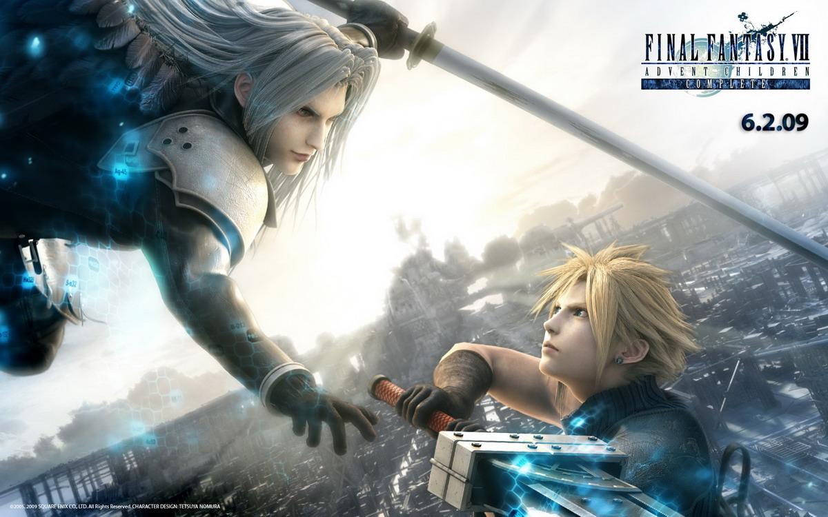 Wallpapers Final Fantasy Crisis Core Wallpaper