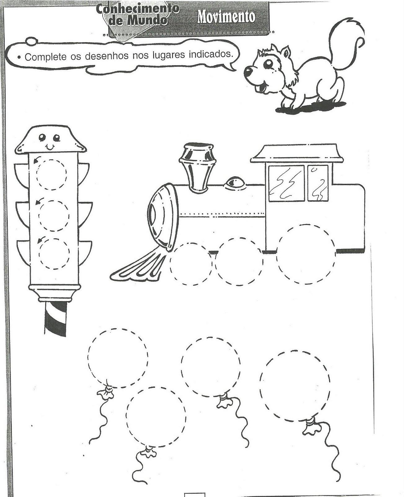 imagens de natal para colorir pr escolar