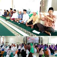 Lutfi Apresiatif dan Dukung Penuh Kegiatan Gema Ramadhan di Masjid Baburrahmah Lela Jatibaru