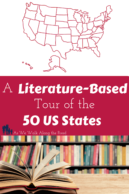 Literature-based US Geography