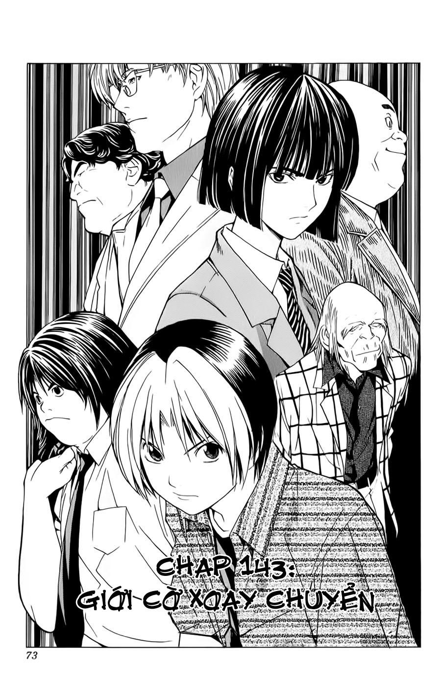Hikaru No Go hikaru no go chap 143 trang 2