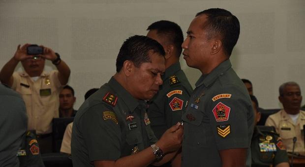Kodiklat Angkatan Darat Selenggarakan Penataran Bidang Penerangan