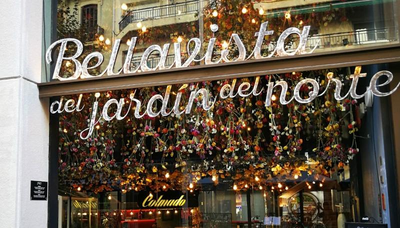 Comer con ni os en barcelona bellavista del jard n del for El bellavista del jardin del norte