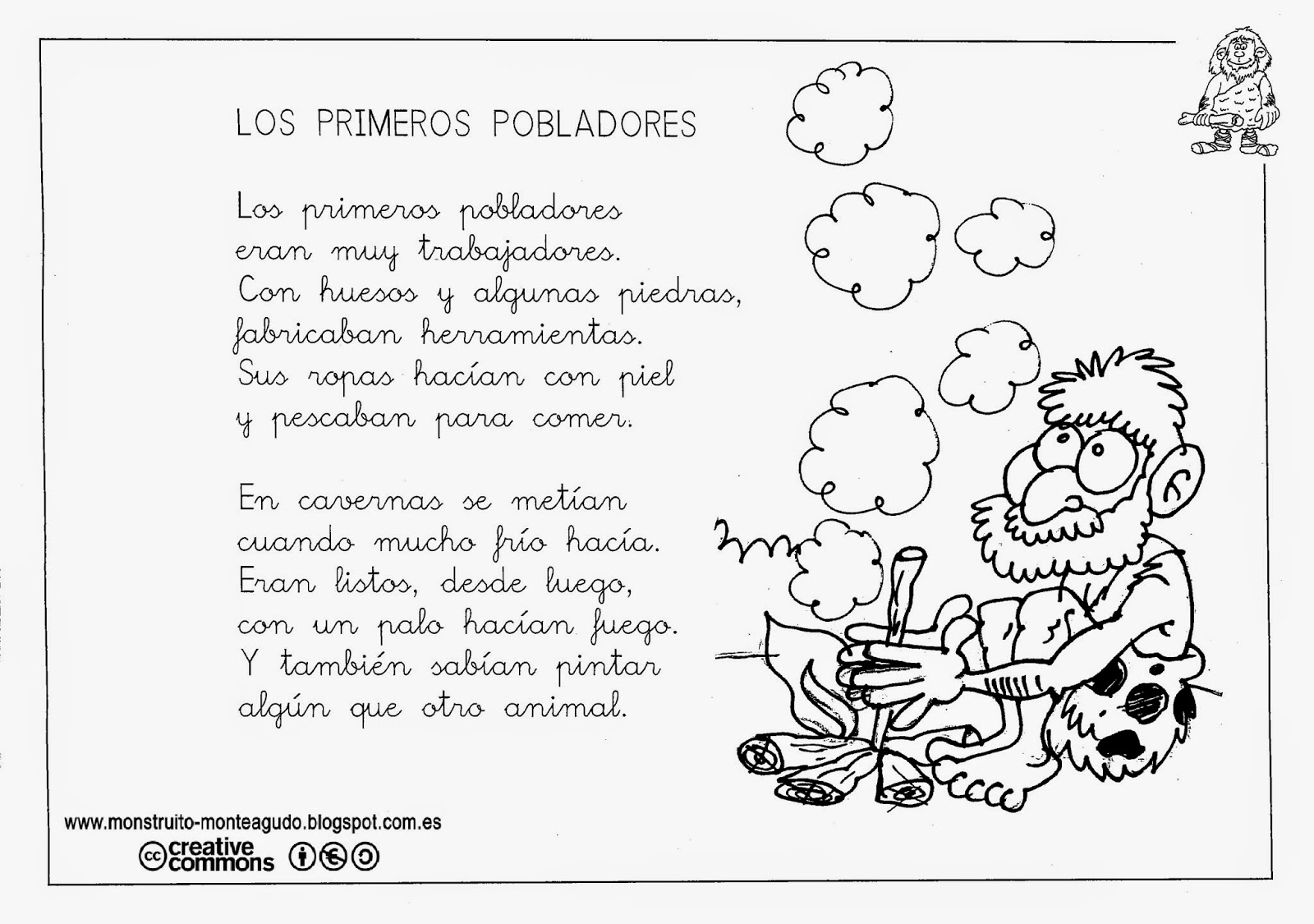 Dibujos De Prehistoria Para Ninos Para Colorear: Imagenes De La Prehistoria Para Niños