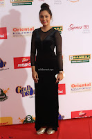 Vennela in Transparent Black Skin Tight Backless Stunning Dress at Mirchi Music Awards South 2017 ~  Exclusive Celebrities Galleries 066.JPG