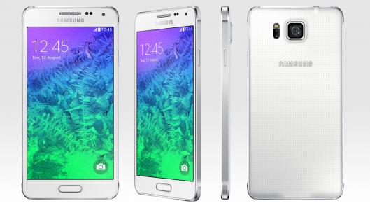 Harga dan Spesifikasi HP Samsung Galaxy Alpha Terbaru