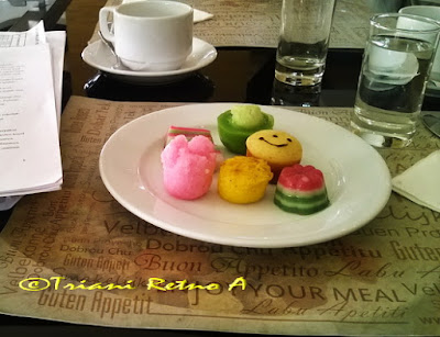 Dessert di  The 101 Hotel